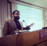 Yasir Qadhi at iERA's 'Eternal Challenge' Birkbeck, University of London, 2013
